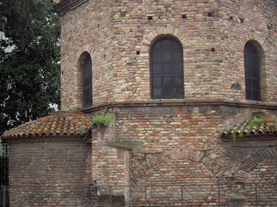 The Arian Baptistry