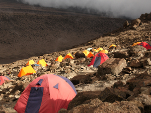 Kilimanjaro Lemosho Route Photos