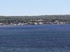 Baraga Michigan Panorama Keweenaw Bay Lake Superior