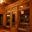 Bar At The Old Faithful Inn
