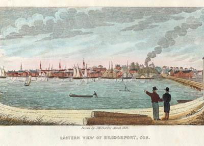 Barber John Warner East View Bridgeport Color