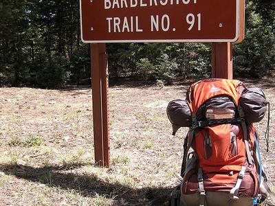 Barbershop Trail