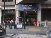 Barbican Station Entrance