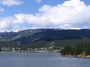 Barker Reservoir Prado