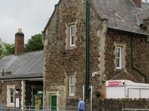 La estación de tren Barnstaple