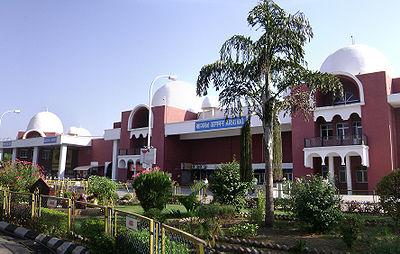 Baroda Airport