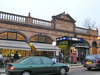 Barons Court Tube Station