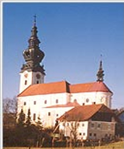 Baroque Church Of Kallham