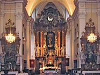 Ravelsbach Iglesia Barroca