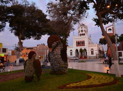 Baroque Iglesia De La Compaa