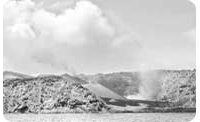 Barren Volcano