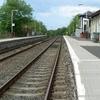 Barrhill Rail Station