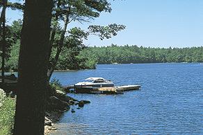 Barrington Shores Campground