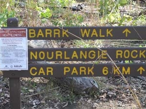 Caminar Barrk