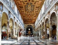 Basilica Di Santa Maria - Rome - Lazio