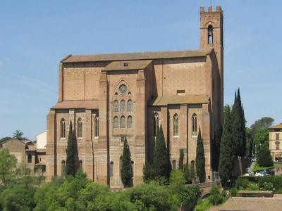 Basilica Of San Domenico Siena