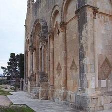 Basilica Of Santa Maria Maggiore Di Siponto