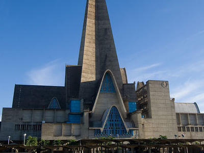 Basilica At Higuey