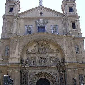 Basílica De Santa Engracia Zaragoza