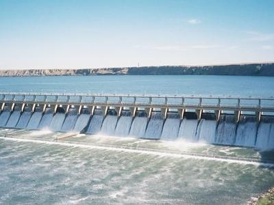 Bassano Dam