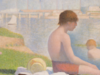 Bathers At Asnires By Georges Pierre Seurat