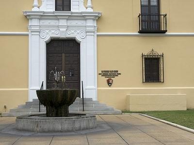 Bathhouse Row Administration Building