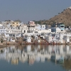 Bathing Ghats On Pushkar Lake