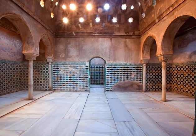 Hamman Arab Bath In Granada Photos