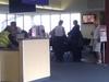 Bathurst Airport Inside Terminal Building