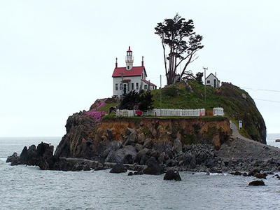 Battery Point Light