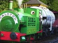 Battlefield Railway Line