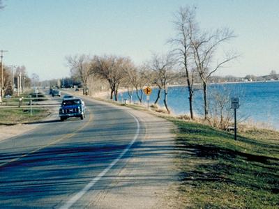 Battle Lake M N