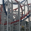 Battlestar Galactica Dueling Roller Coasters