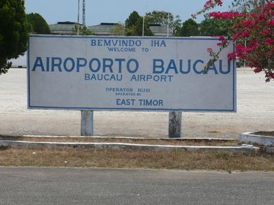 Baucau  Airport