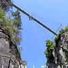 Baumlehrpfad in der Pitzenklamm