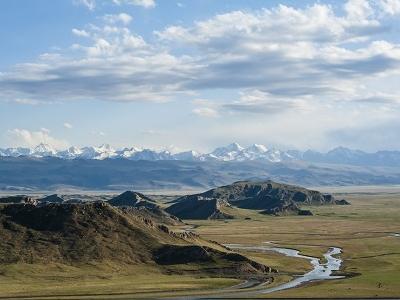 Bayanbulak Grassland - Xinjiang