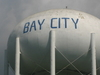 Bay  City    Water Tower