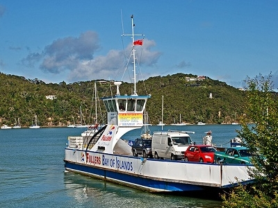 Bay Of Islands NZ Opua Ferry