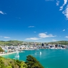 Bay Of Wellington - New Zealand