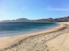 Beach At Cabo Pulmo