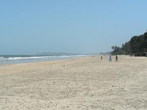 Ganpatipule Praia