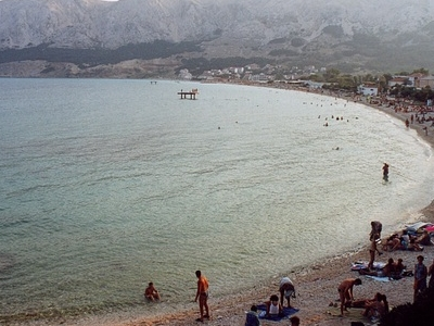 Beach In Baka.