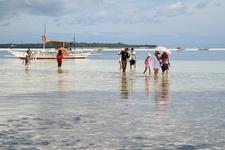 Beach In Bohol