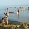 Beach In Gyenes - Hungary
