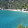 Beach On Skopelos Island