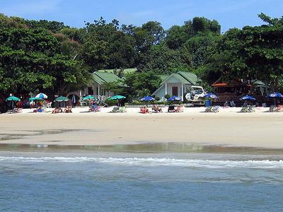 Beach Sea Breeze Koh Samet