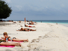 Beach Situation At Gili Trawangan