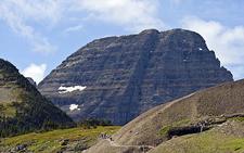 Bearhat Mountain - Glacier - USA