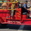 Beatty Volunteer Fire Department Antique Fire Engine