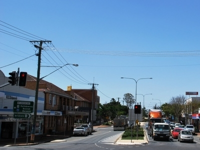 Beaudesert Main Street